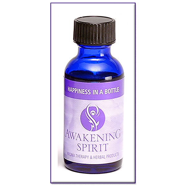 Happiness in a Bottle Therapeutic Oil